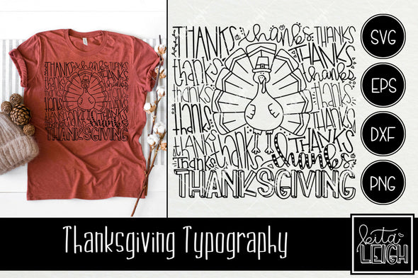 Thanksgiving Typography