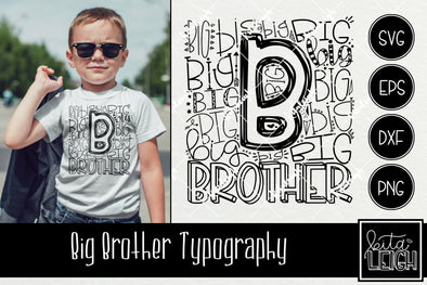 Big Brother Typography