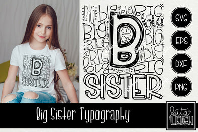 Big Sister Typography