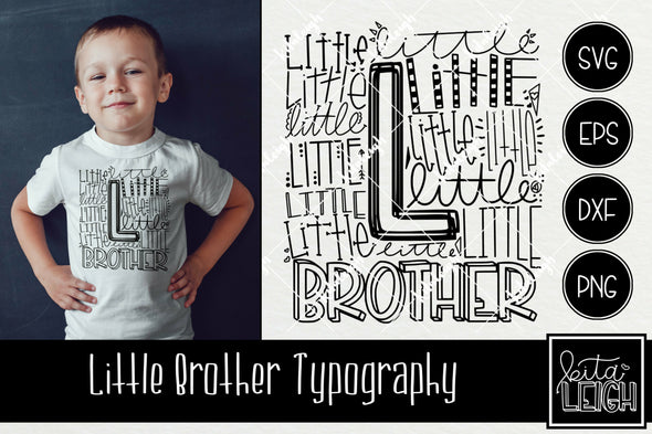 Little Brother Typography