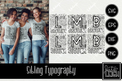 Sibling Typography
