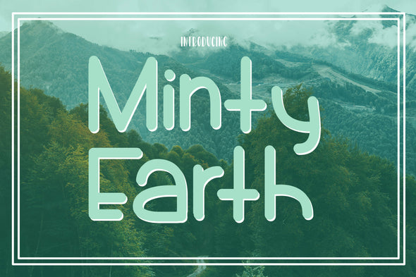 Minty Earth