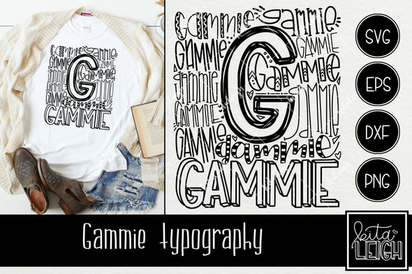 Gammie Typography