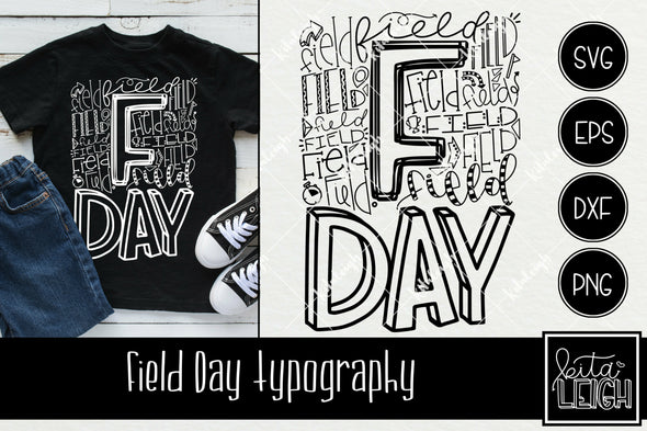 Field Day Typography
