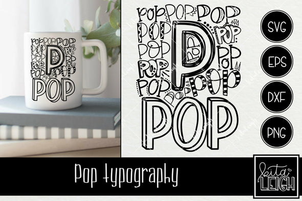 Pop Typography