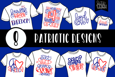 Patriotic SVG Bundle