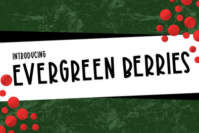 Evergreen Berries