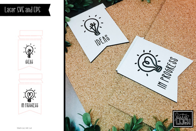 Laser Idea Boards SVG