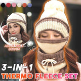 3-in-1 Thermo Fleece Set