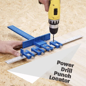 Power Drill Punch Locator