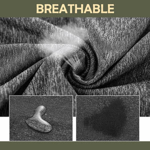 2-In-1 Breathable Hat Scarf