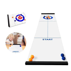 SportBoards™ Portable Table Curling Set