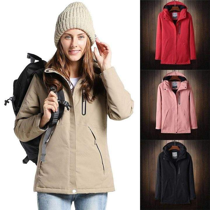 ThermaPro™ Electric Heated Parka