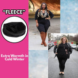 ChicPlus™ Winter Fleece Leggings
