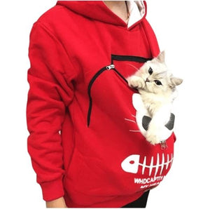 LittleFurries™ Pet Pouch Sweatshirt