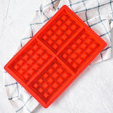 SimpleChef™ Silicone Waffle Mold