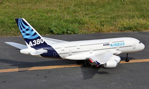 A380 Airbus EPO4 ducted large aircraft