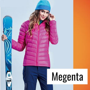 HeatMax™ Feather Light Puffer Jacket