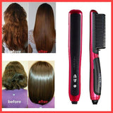 SilkFibre™ Hair Straightening Styler