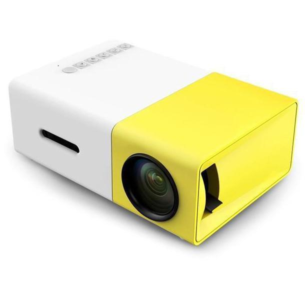 Lit Projector Creative New