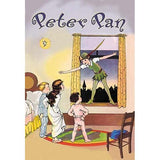 Peter Pan (Framed Poster)