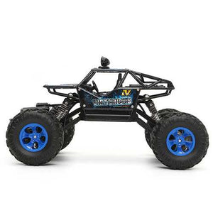 1/16 2.4G 4WD Radio Fast Remote Control RC RTR Racing Buggy Crawler Car Off Road
