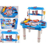 "26"" Little Doctors Deluxe Medical Playset For Kids"