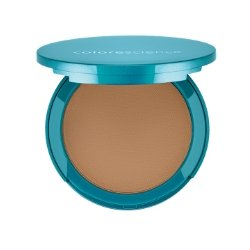 Colorescience - Natural Finish Pressed Foundation SPF 20 Tan Golden - skinandcare