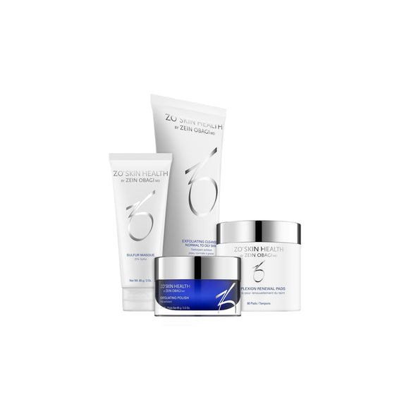 Zo Skin Health - Complexion Clearing Program 4 producten - skinandcare