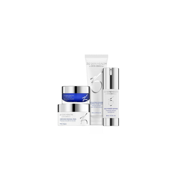Zo Skin Health - Daily Skincare Program 4 producten - skinandcare