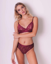 Load image into Gallery viewer, Intimate Lace Bralette & Bikini