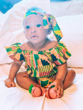 SOLD OUT Mama Africa Romper