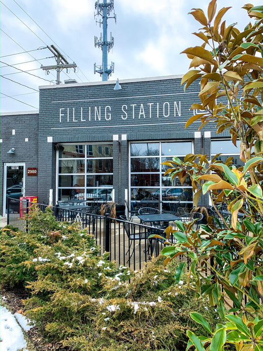 Filling Station Coffee Garage