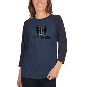 OTL Women's 3/4 Sleeve Raglan Shirt (variety of colors)