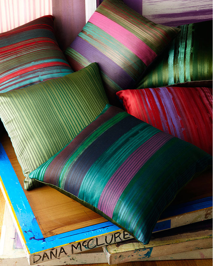 Striped Pillow #5