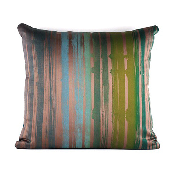 Striped Pillow #12