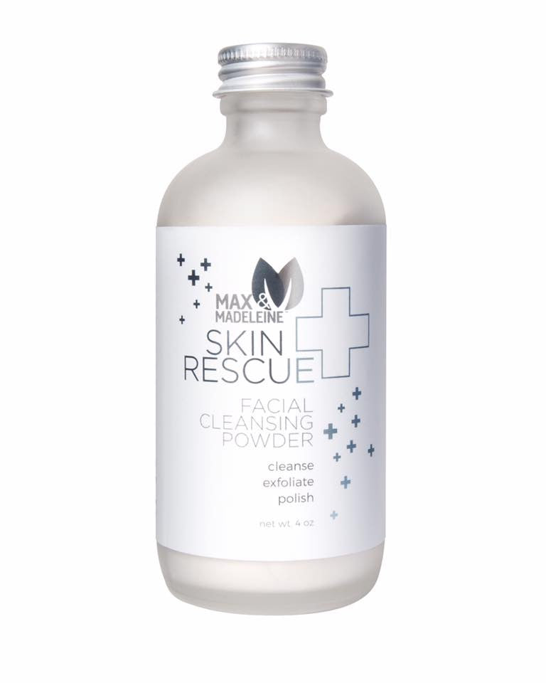 Skin Rescue Facial Cleansing Powder