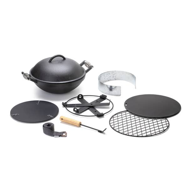 All in One Cast Iron Grill