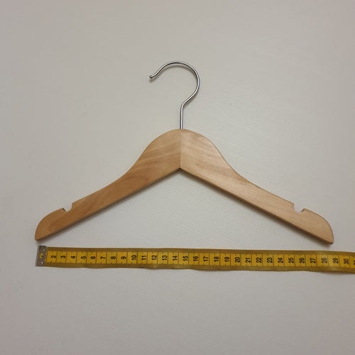 Children's Wooden Coat Hanger