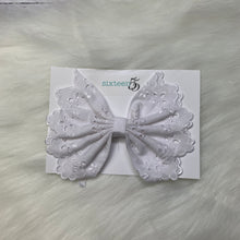 Load image into Gallery viewer, Lace Bow - 1pk