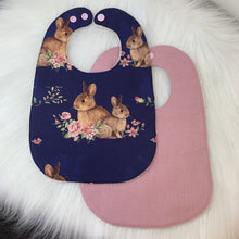 Load image into Gallery viewer, Newborn Bibs - 2 pk