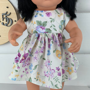 Miniland & Minikane 34 / 38 cm Gemma Dolls Dress