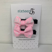 Load image into Gallery viewer, Dolls Hair Clip Set - Hearts