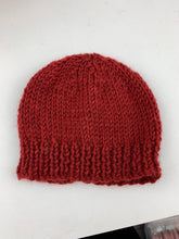 Load image into Gallery viewer, Dolls Beanie - Burgundy