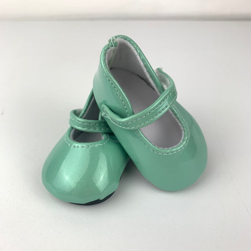 Classic Mint Shoes - 38cm Miniland