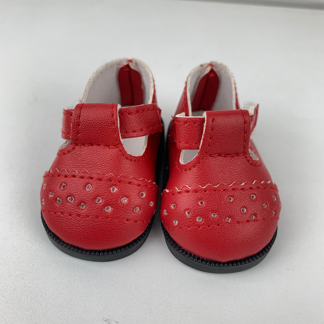 Dolls Shoes - 32cm Miniland -