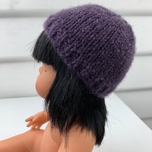Load image into Gallery viewer, Dolls Beanie - Navy