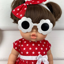 Load image into Gallery viewer, Flower Power - Dolls Sunnies