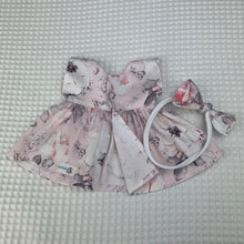 Load image into Gallery viewer, Miniland & Minikane 34 / 38cm Pink Alaska Dolls Dress
