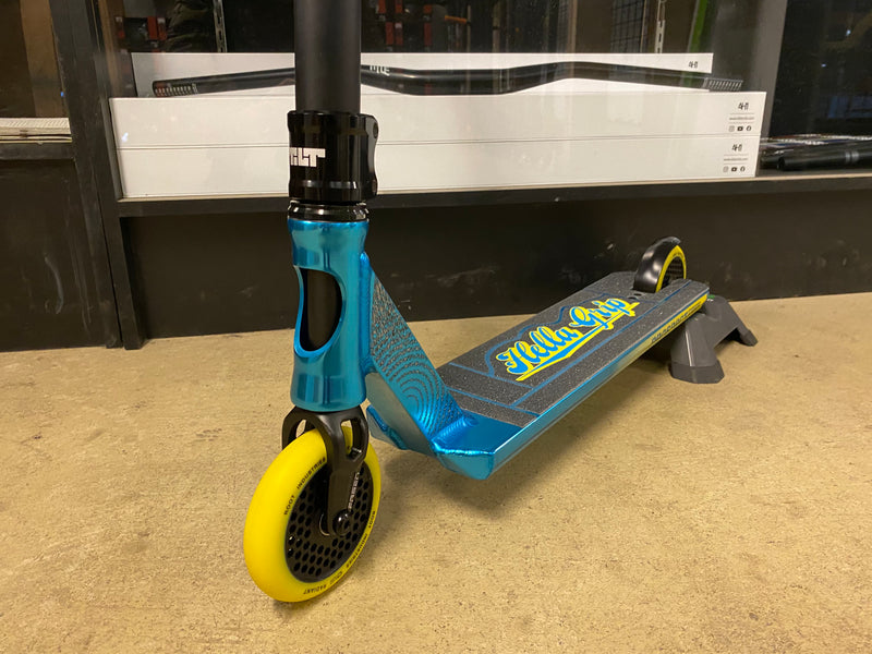 Custom 2021 Lucky Prospect Complete Scooter